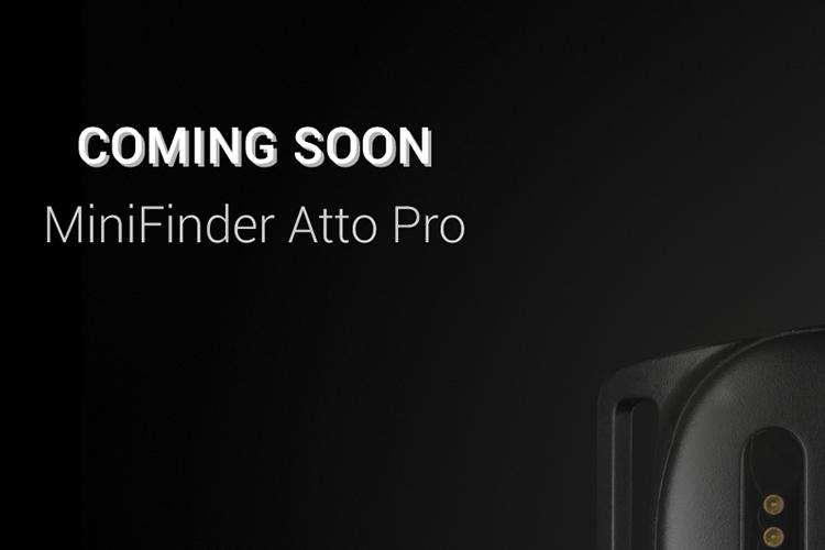 MiniFinder Atto Pro lanseras i vår!