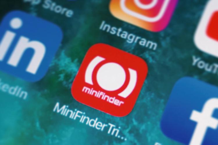 Nu lanserar vi MiniFinder Triplog!