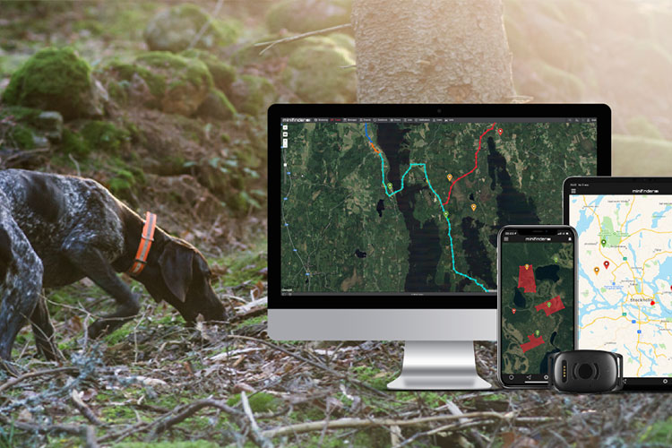 Spåra din jakthund med Atto Pro